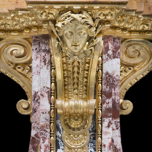 Valadier a Villa Borghese