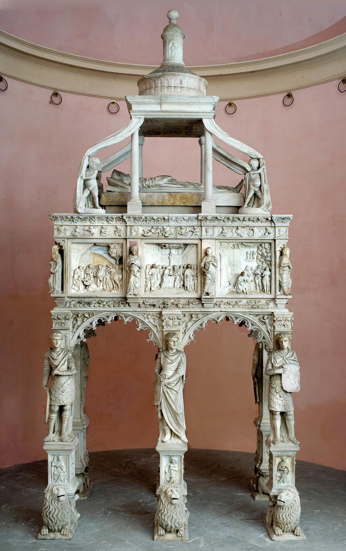 Arca di Vitaliano Borromeo